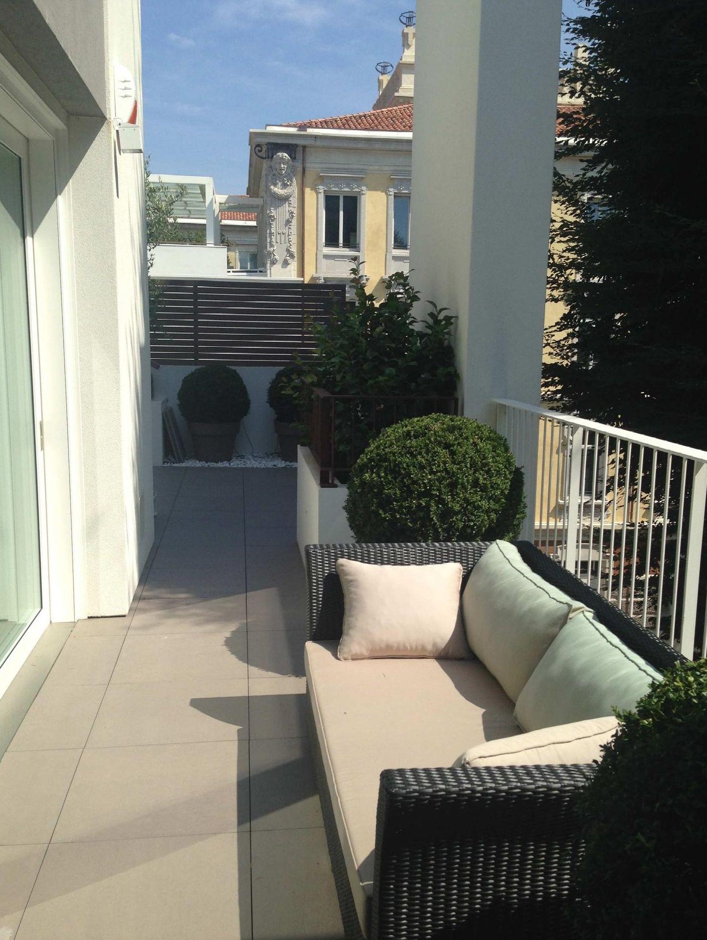 Padova #Italy #project #piscina #terrazza #flowers #design ...