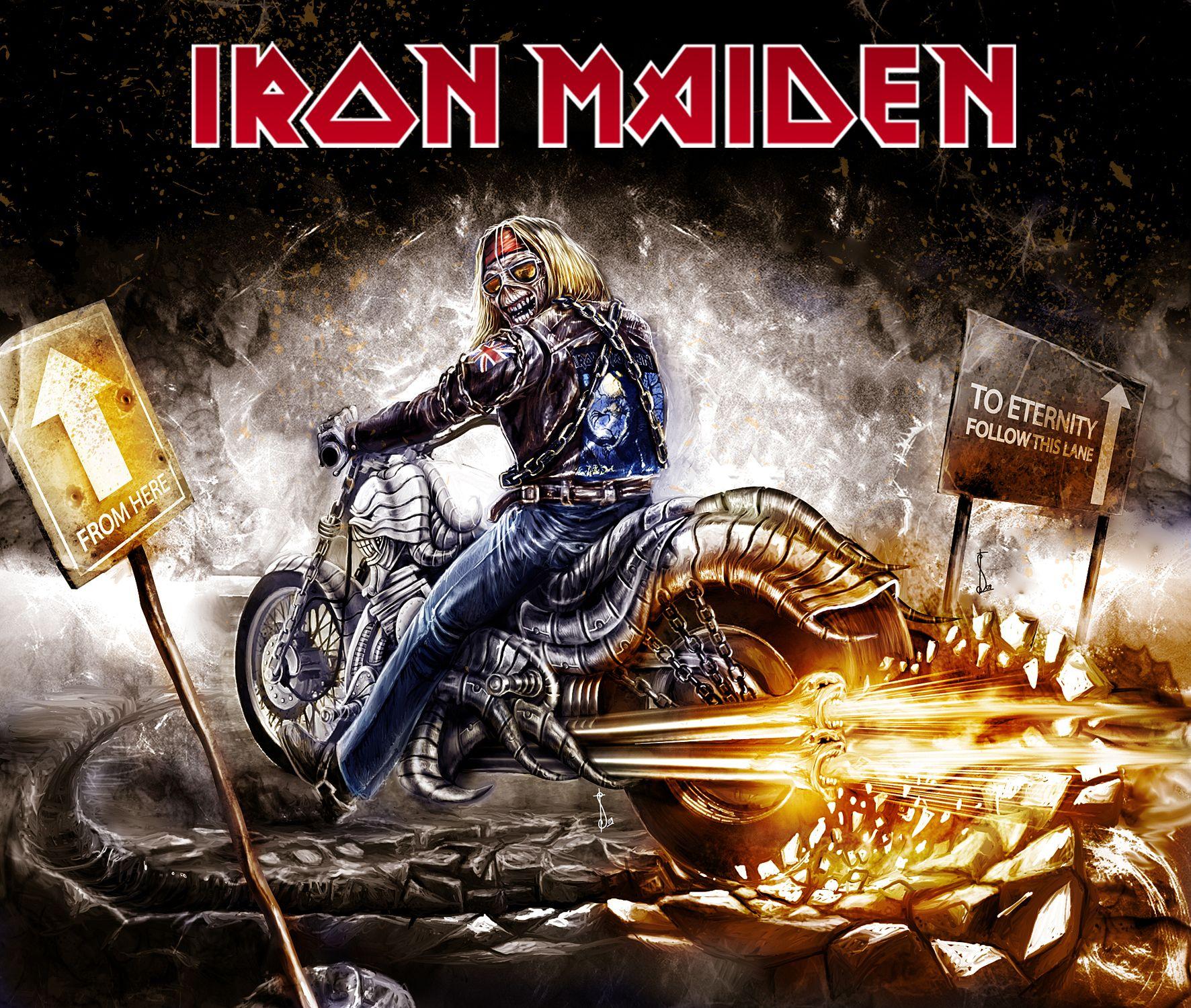 Iron Maiden Eddie Iron Maiden Eddie Wallpaper Iron