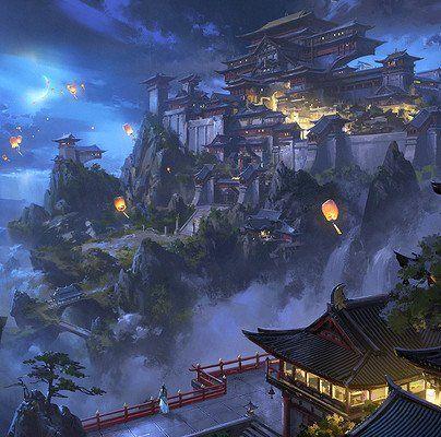 Kongming latern, ling xiang