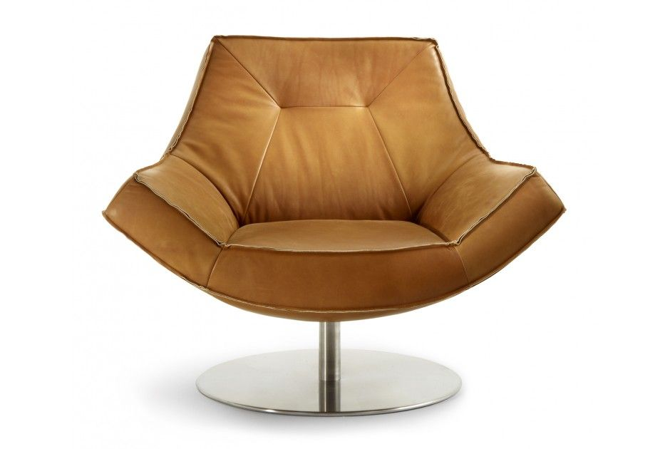 Designermobel T Machalke Ledersessel Marconi In Leder Sauvage Online Kaufen Sessel Drehsessel Wohnzimmer Sessel