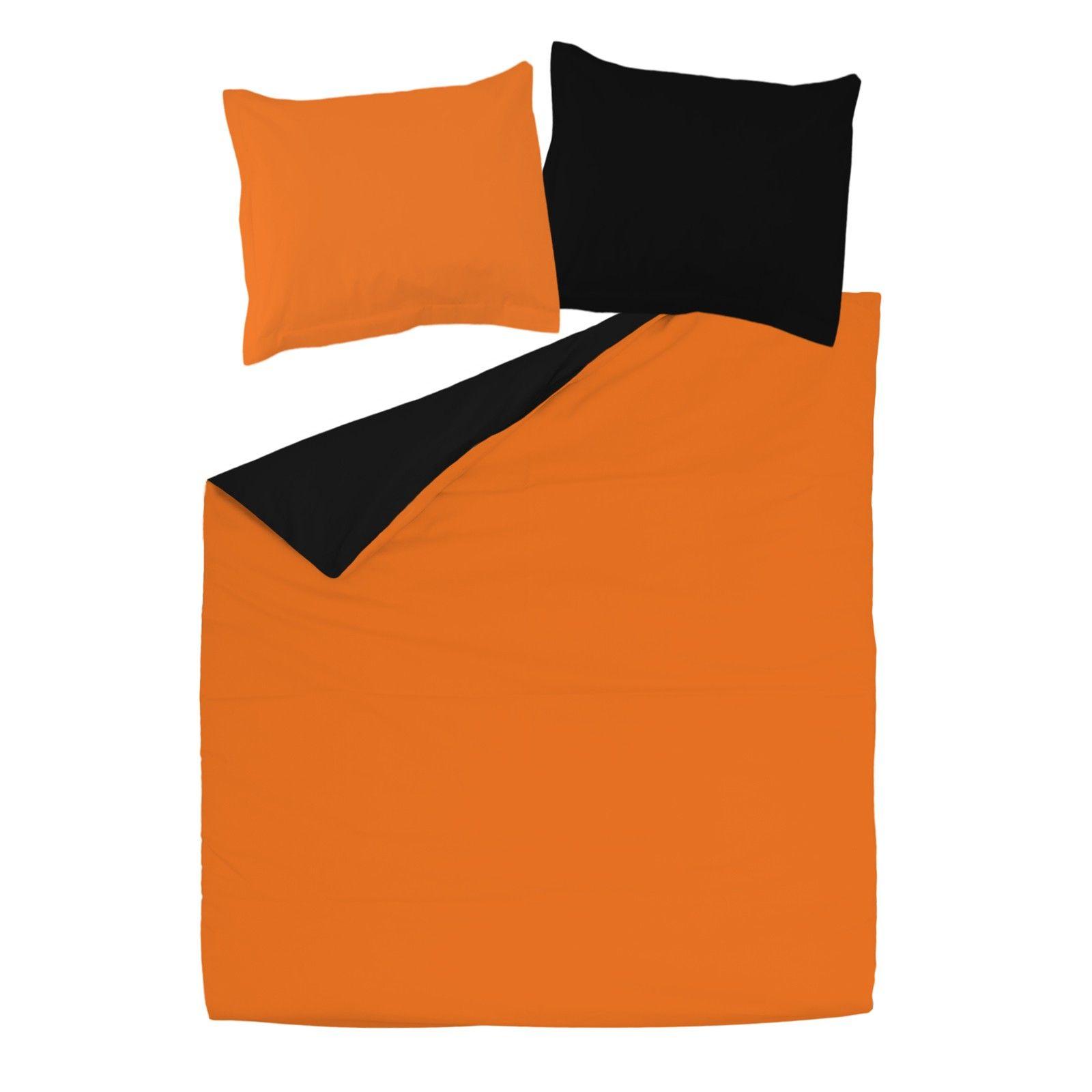 SoulBedroom Orange 100% Cotton Pillow