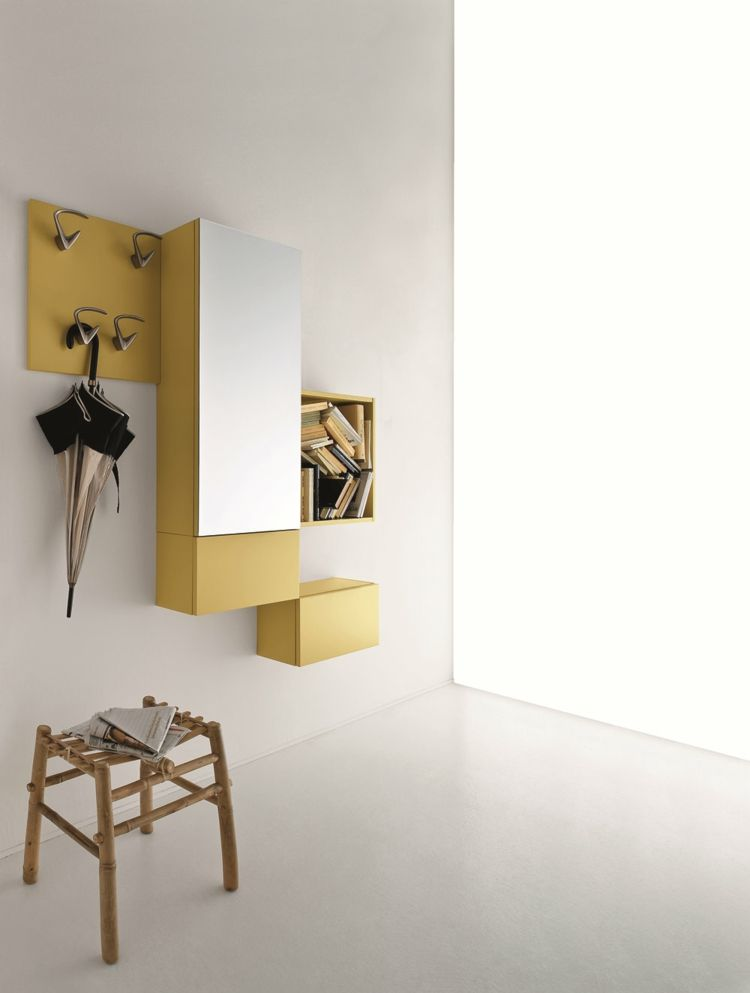Gut Ideen Für Garderoben U2013 Moderne Designer Modelle Für Den Flur #designer  #garderoben #