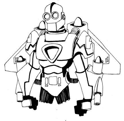 Iron Man Kleurplaten voor kinderen. Kleurplaat en ...