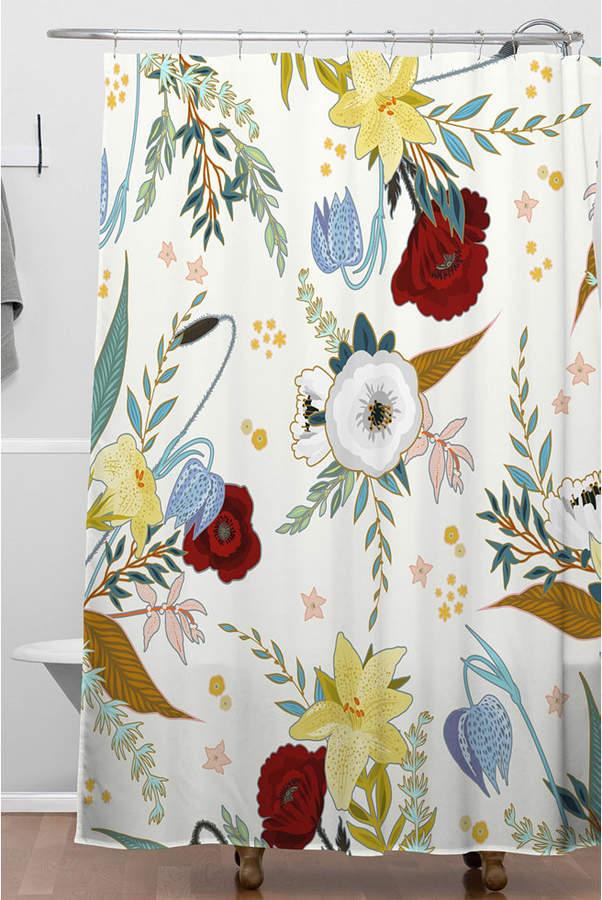 Deny Designs Iveta Abolina Zelda Shower Curtain Reviews Shower
