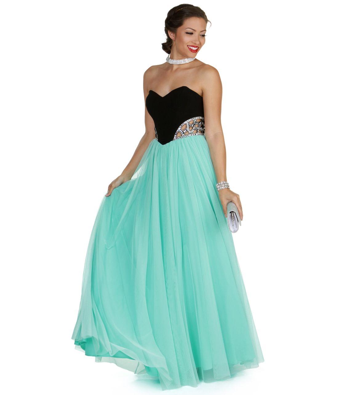 Clarissa-Mint Prom Dress at WindsorStore | fashion / beauty ...