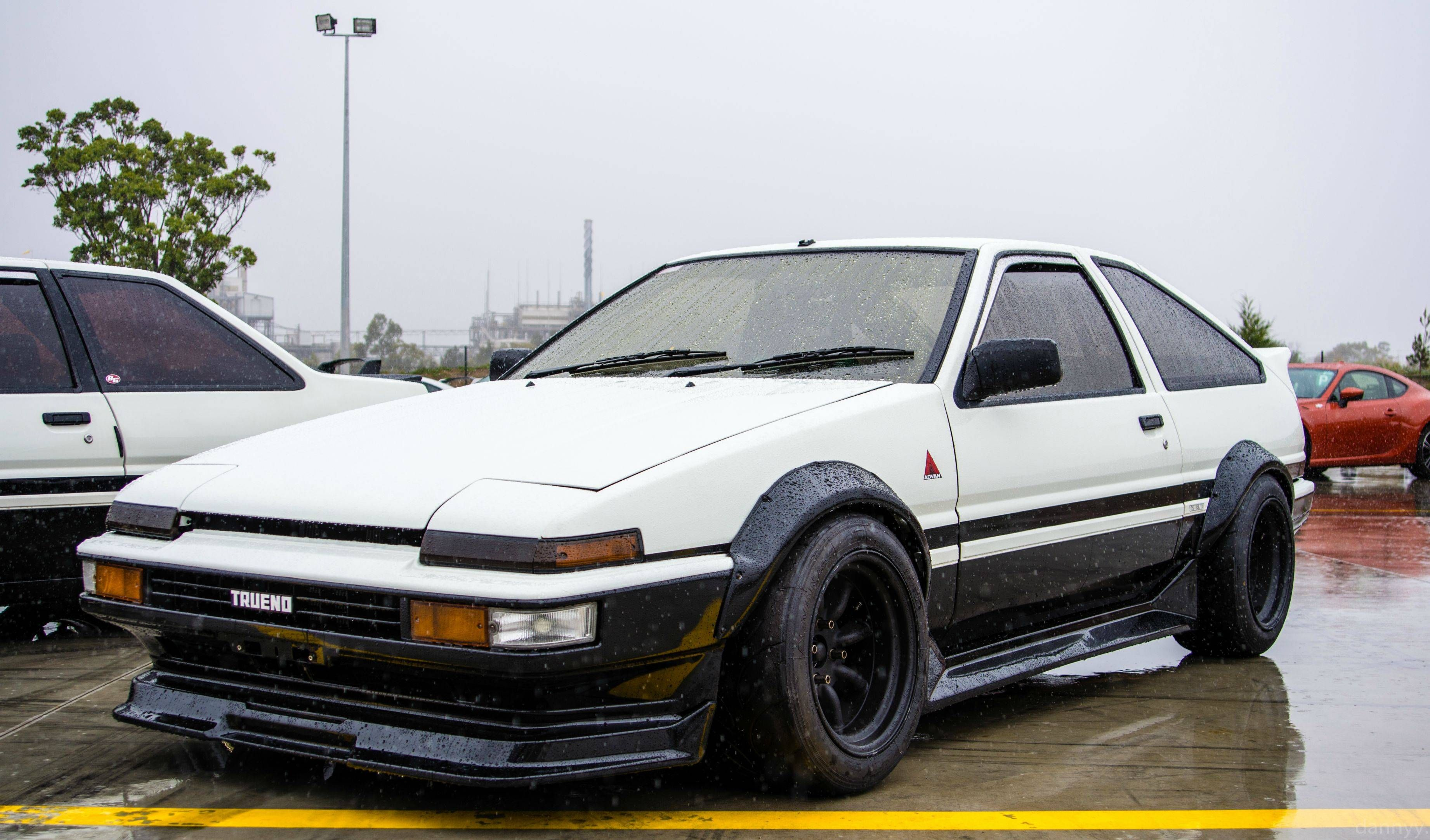 Toyota ae86 trueno 32 86 pinterest ae86 toyota and car - Ae86 initial d wallpaper ...