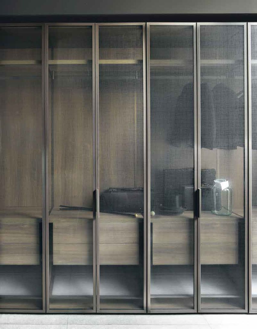 Antibes Wardrobes by Piero Lissoni Now at Boffi | Antibes ...