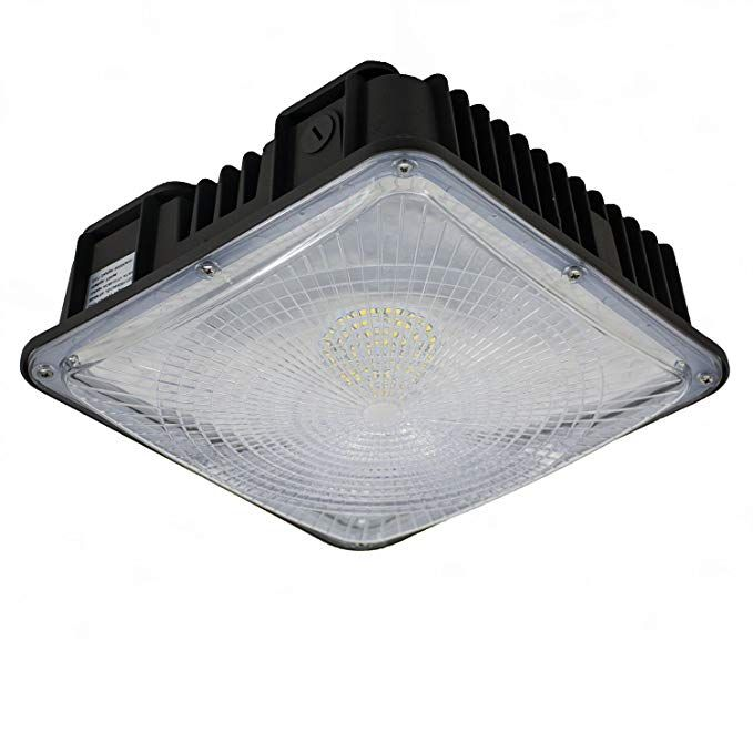 Led Canopy Lights For Gas Station Jesled Outdoor Waterproof