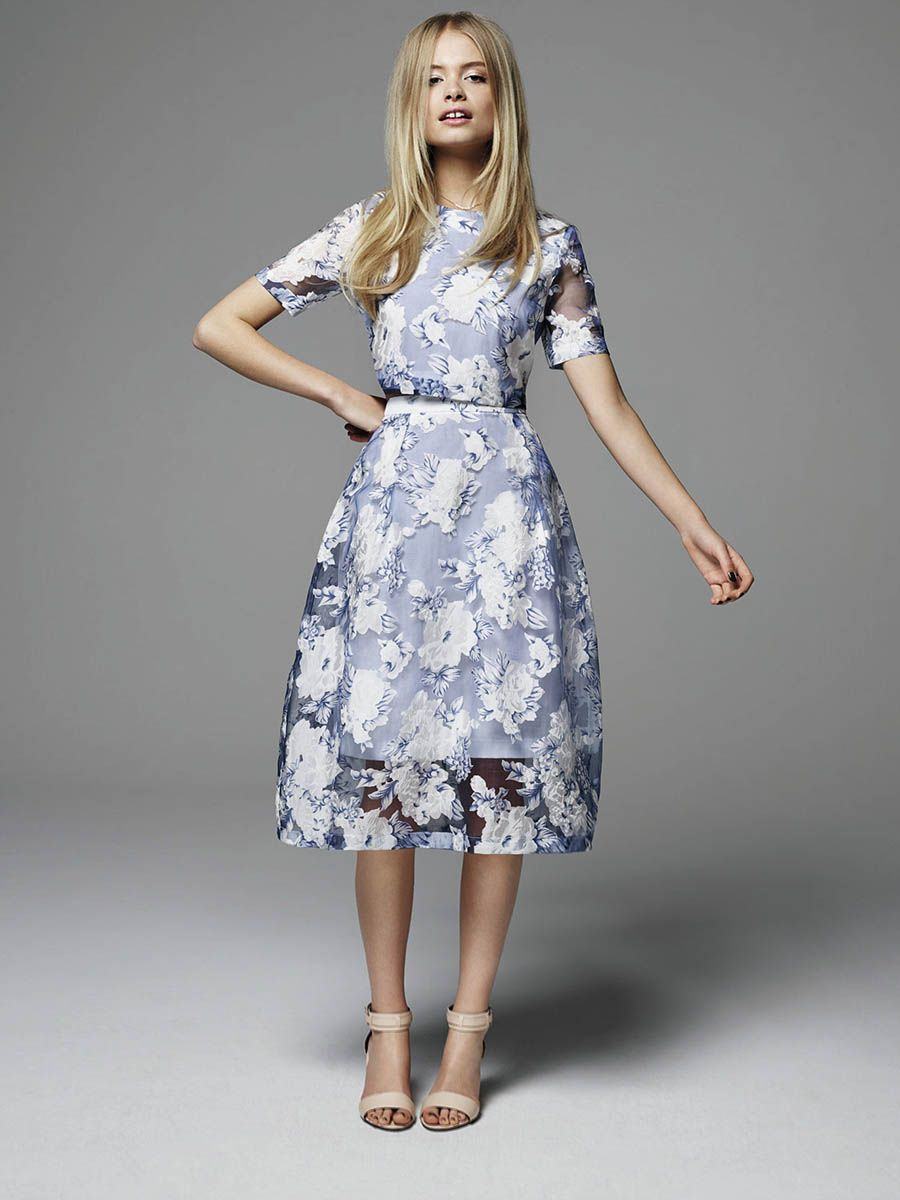 Best dress to wear to a garden wedding  Chic Guest Outfits for Every Type of Wedding  Wedding guest