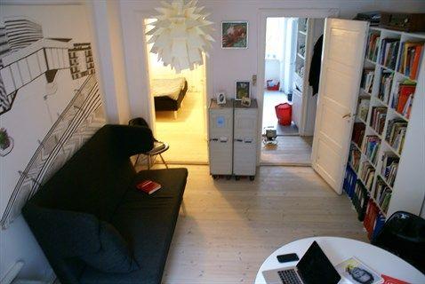 Refsnæsgade 51, st. tv., 2200 København N - Lys 2 værelses andel med lav månedlig boligydelse på ...