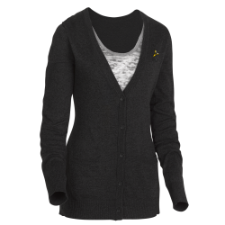 d2133519016868 District Made® Ladies  Cardigan Sweater SKU 80OYA