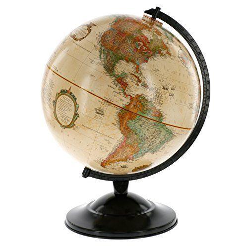 Political Globe Ocean Mova 5 World Inch Rotatingg 4 Table Top Globus Desk Map 8