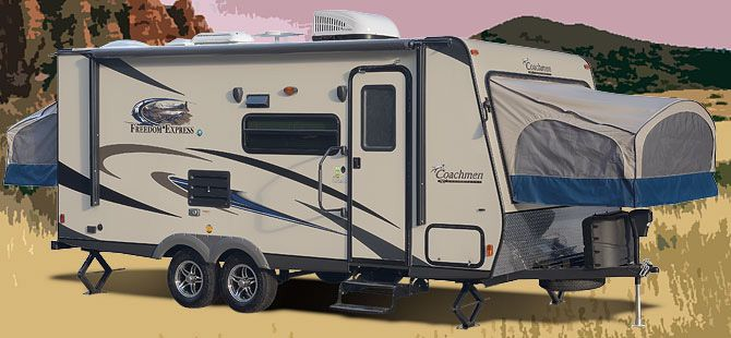 Freedom Express Coachmen Rv