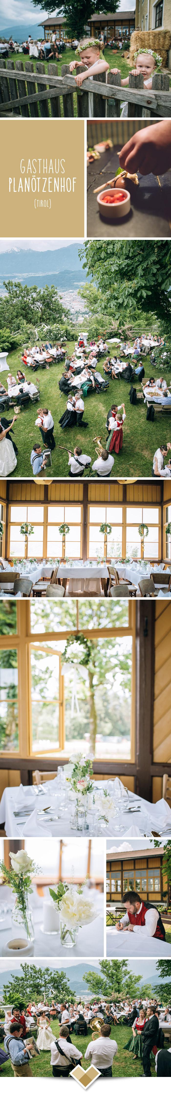 Über der Stadt Innsbruck gelegen befindet sich das Gasthaus Planötzenhof. Diese Hochzeits-Location liegt eingebettet im wundervollen Panorama der Tiroler Alpen. Mehr Fotos dieser Locations gibt es auf http://hochzeits-location.info/hochzeitslocation/gasthaus-planotzenhof#Fotos Bilder: http://www.hochzeitsfotograf.tirol/