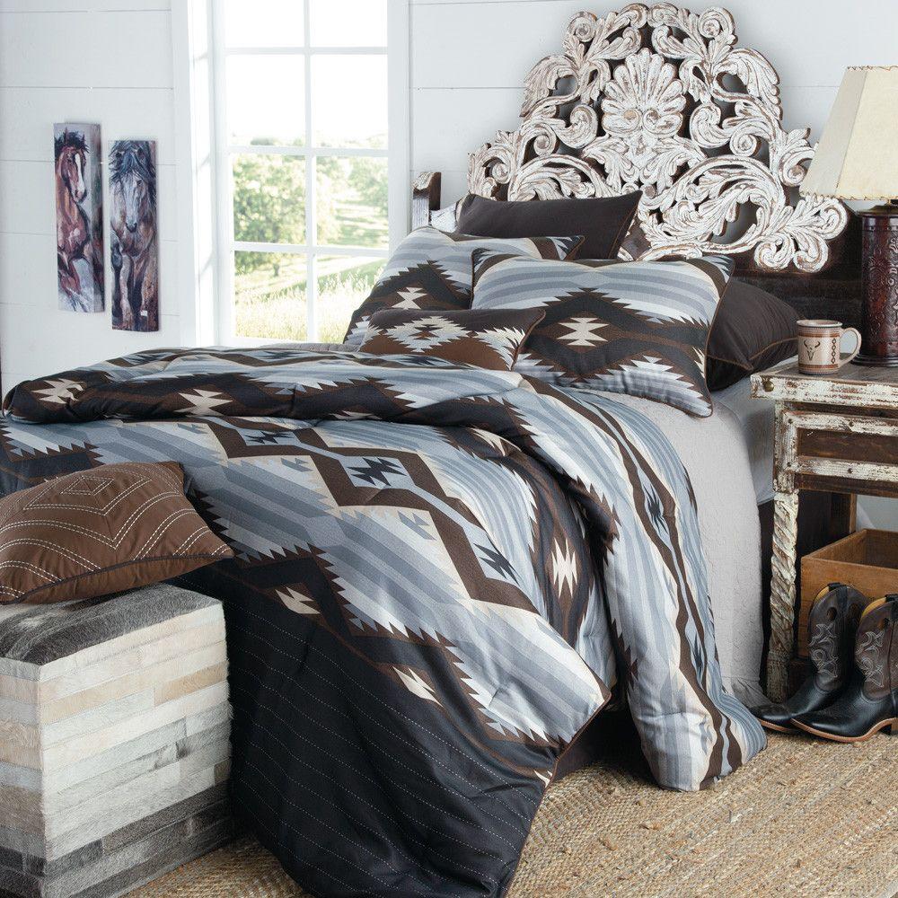 Southwestern Nights Comforter Set By Woolrich In 2020 Comforter