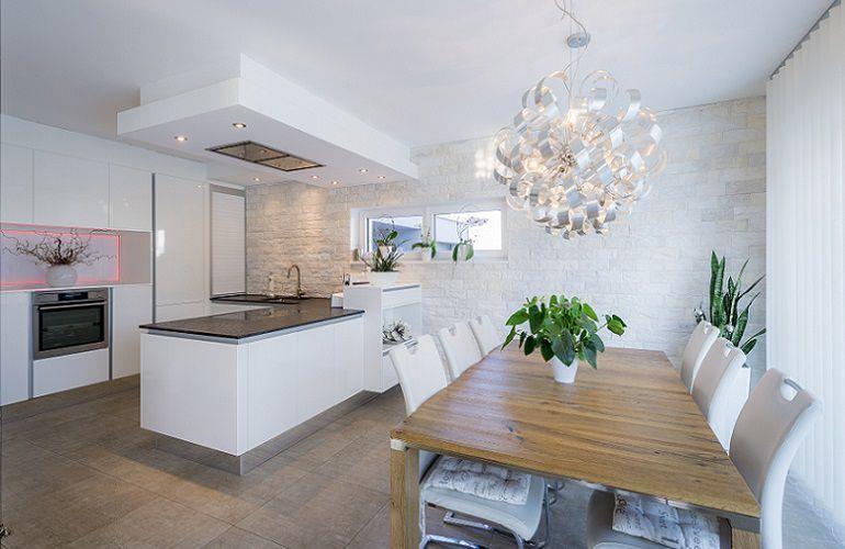 Wimbergerhaus Kundenhaus Hackl Kuche Pinterest House