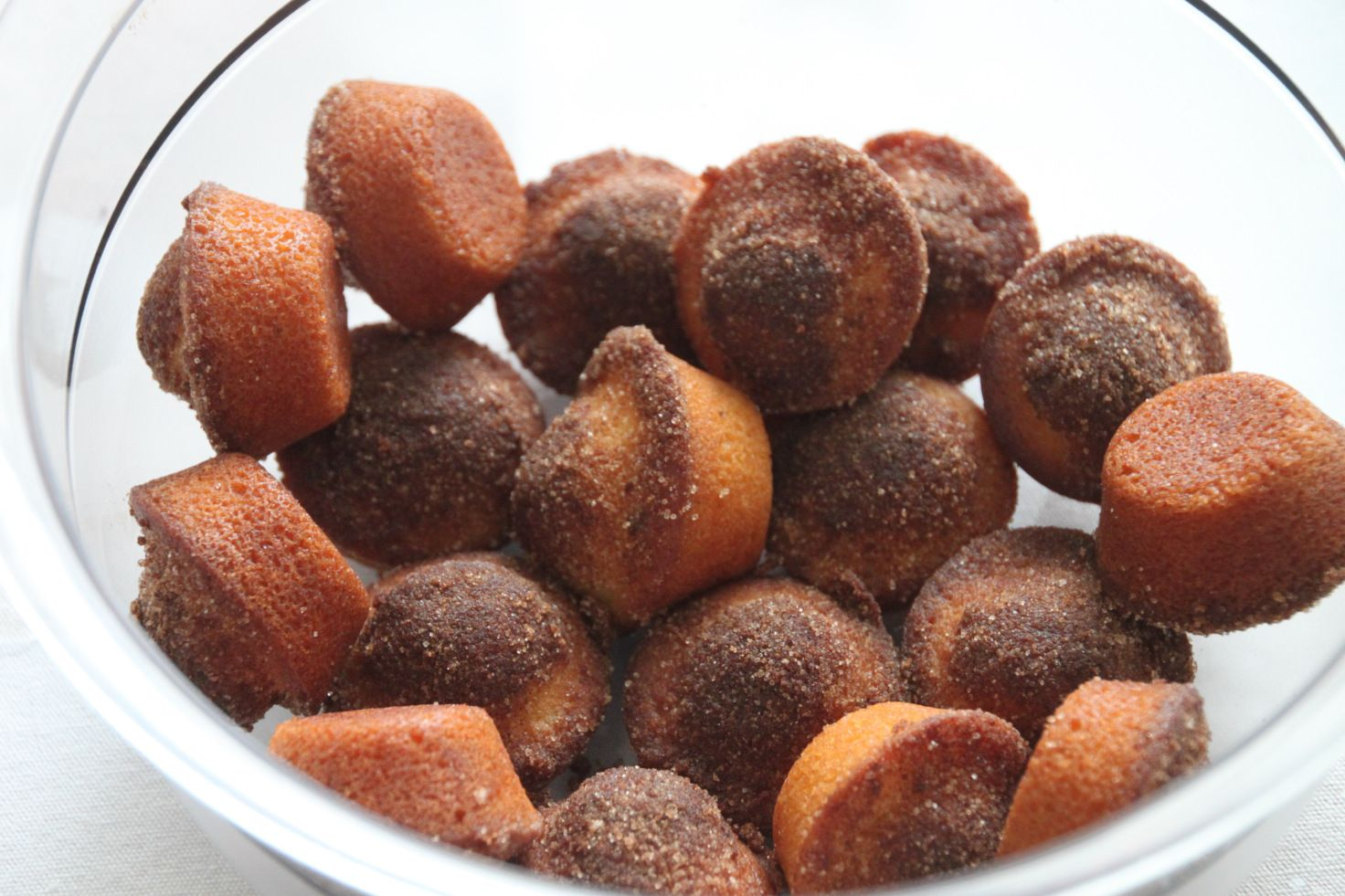 karnemelk mini muffins