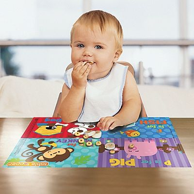 Our Exclusive Biodegradable Table Topper Disposable Placemats 30 Larger Than Others For More Sanit Biodegradable Products Baby Necessities Precious Children