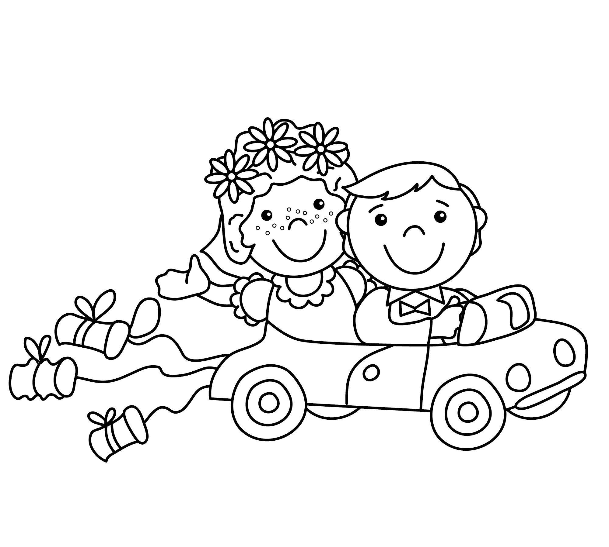 Ausmalbilder Hochzeit Auto 34893985734985 E1536768429411 Kids Funny Auto Color Art Hochzeit Malvorlagen Ausmalbilder Hochzeit Kinder Hochzeitsaktivitaten