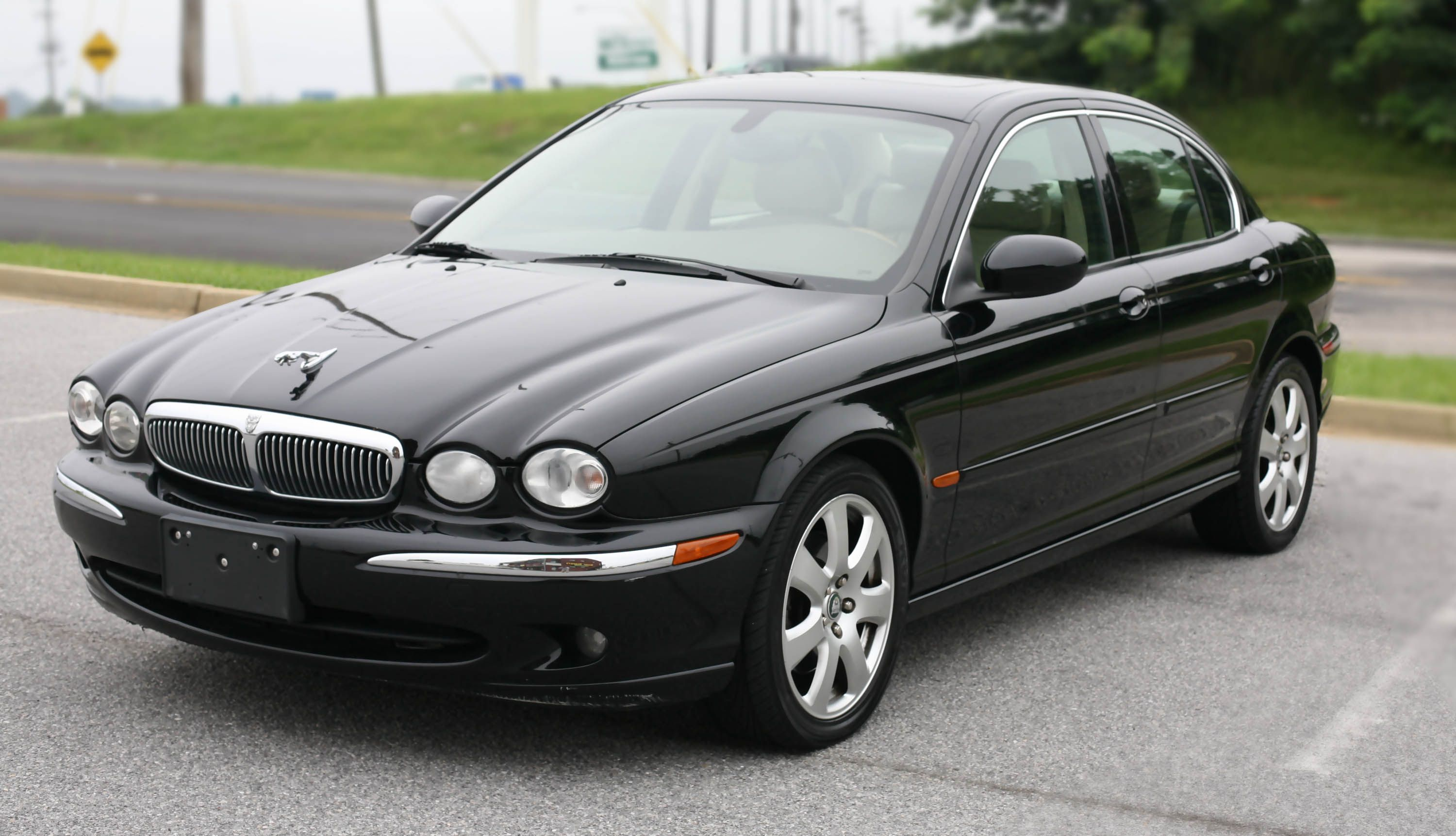 The jaguar x type is a compact executive car that was manufactured and marketed by jaguar cars from 2001 to 2009 in a single generat
