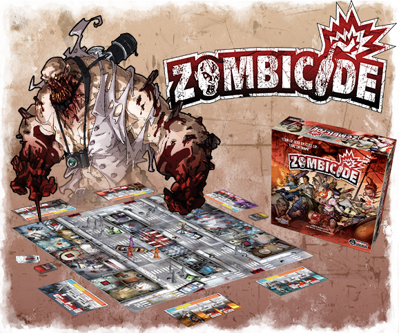 zombicide with images  card games