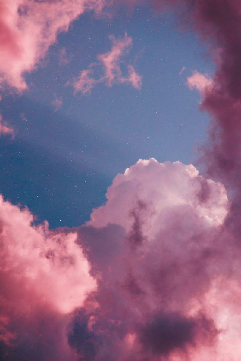 Sky Dream Photography Beautiful Wonderful Pink Aesthetics