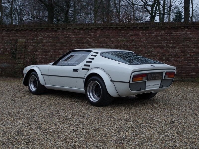 Alfa Romeo Montreal Group 4 look, completely restored condition! | Gallery Aaldering