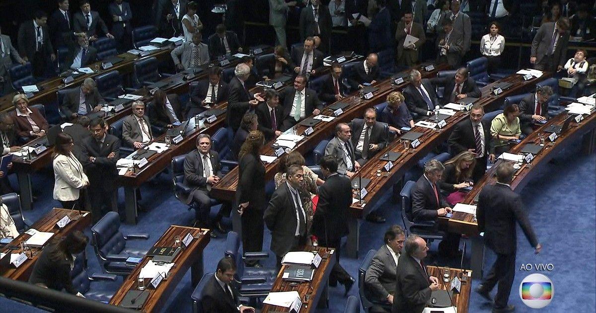 Senado elege nesta segunda comissão do impeachment