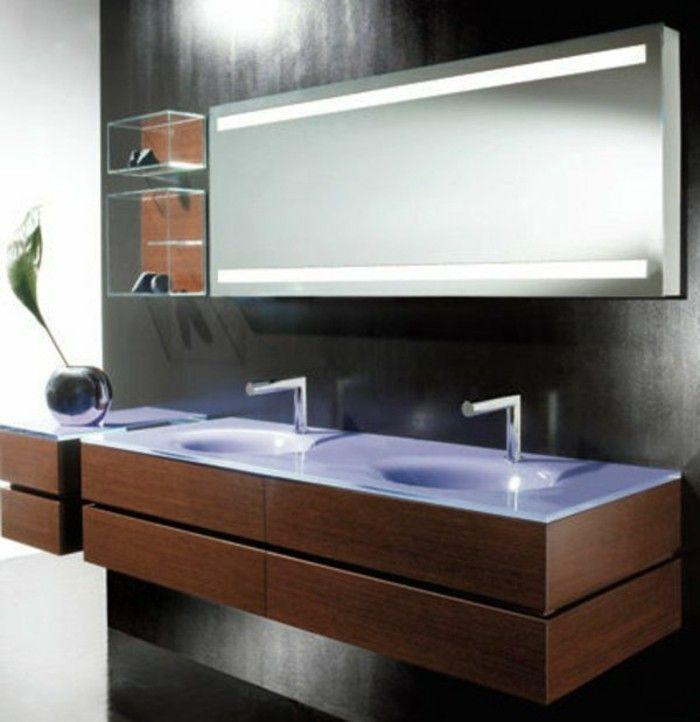Moderne waschbecken badezimmer möbel | Badezimmer | Pinterest ... | {Moderne badezimmermöbel doppelwaschbecken 59}