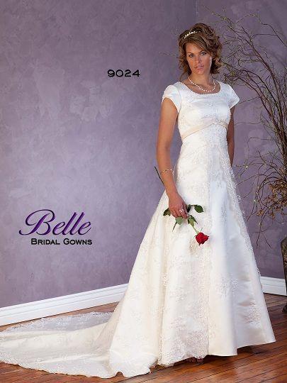 Belle Bridal Logan Utah