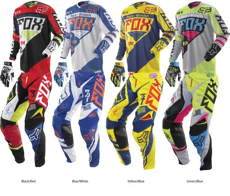 Fox - 2014 360 Intake Jersey, Pant Combo