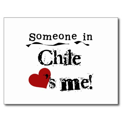 >>>Hello          	Someone In Chile Loves Me Postcard           	Someone In Chile Loves Me Postcard you will get best price offer lowest prices or diccount couponeDeals          	Someone In Chile Loves Me Postcard please follow the link to see fully reviews...Cleck Hot Deals >>> http://www.zazzle.com/someone_in_chile_loves_me_postcard-239810486873351038?rf=238627982471231924&zbar=1&tc=terrest