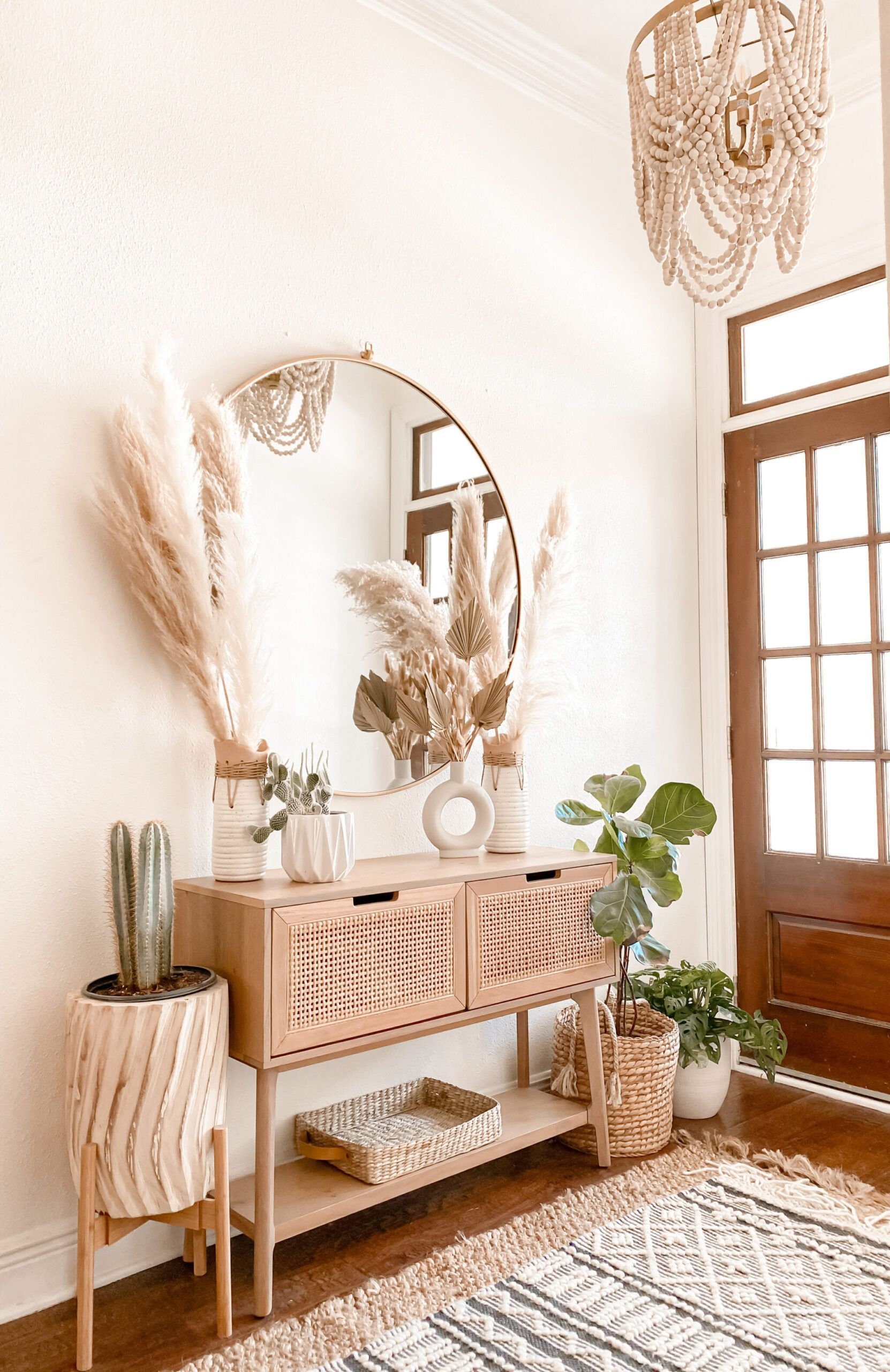 DECORATING WITH RATTAN & CANE
