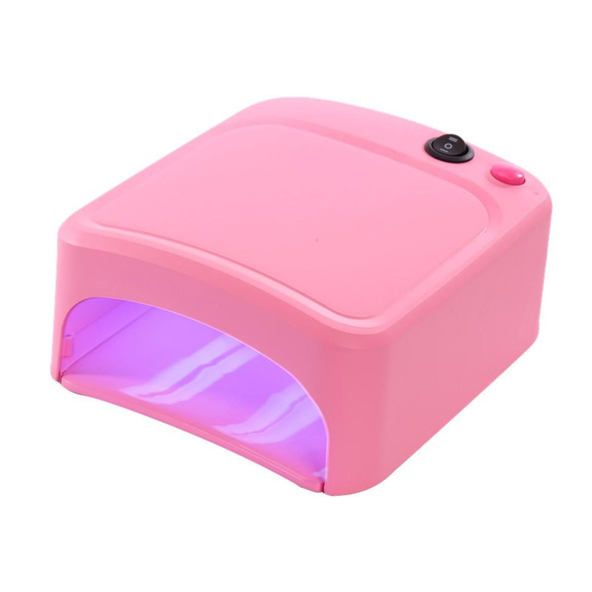 Us 33 59 36w Uv Lamp Nail Polish Dryer Lamp Nail Polish Dryer