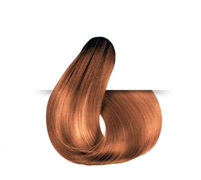 7gcb Golden Copper Blonde Semi Permanent Hair Colour With Images