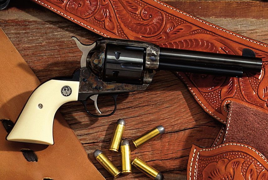 Can T Beat An Old Fashion Revolver The Great Outdoors