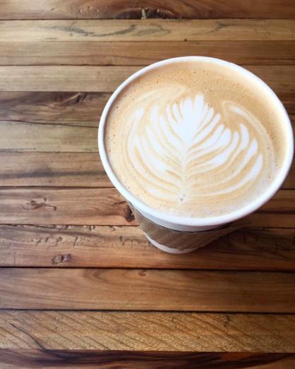 Indie Coffee Madison Wi Photo Creds Insta Sara Harn Latte Madison Coffee