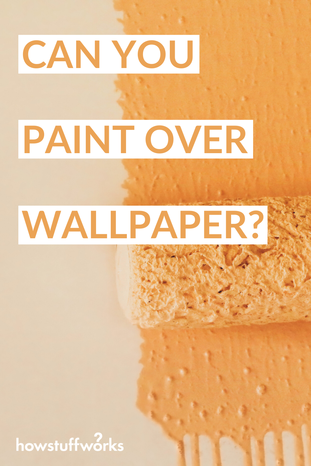 Should You Remove Wallpaper Or Just Paint Over It Painting Over Wallpaper Stripping Paint Old Wallpaper