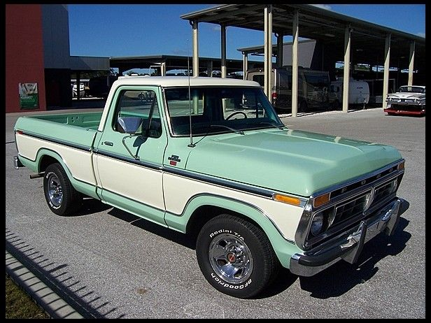 1977 Ford Ranger Xlt Pickup 400 Ci Automatic At Mecum Auctions