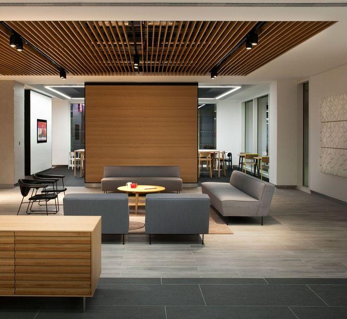 Office tour thomas more square london executive - Interior design schools in boston ...