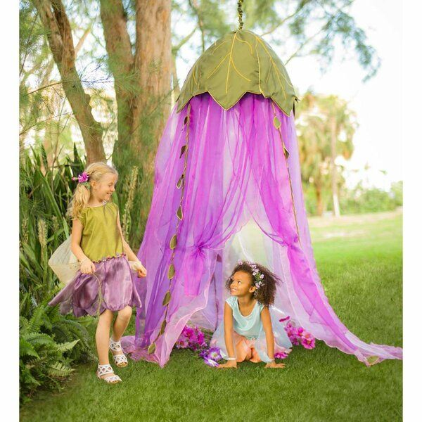 Photo of Woodland Fairy Bower Hanging Play Tent