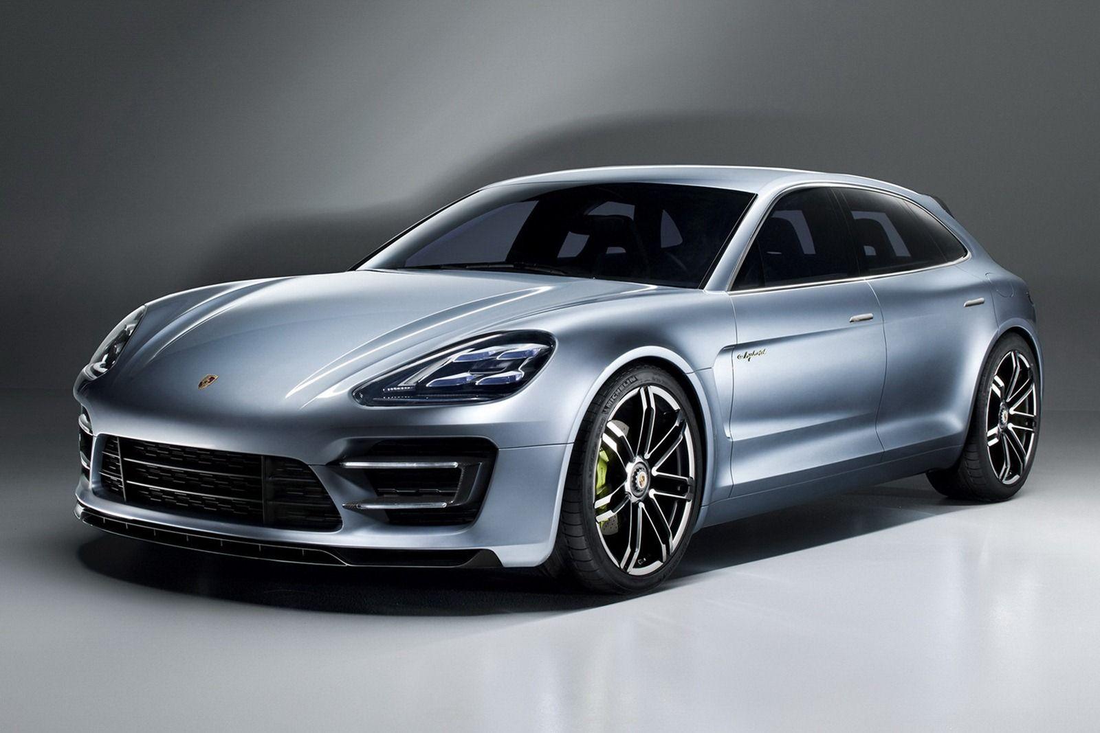 Porsche Panamera Sport Turismo Concept Yes, It's A