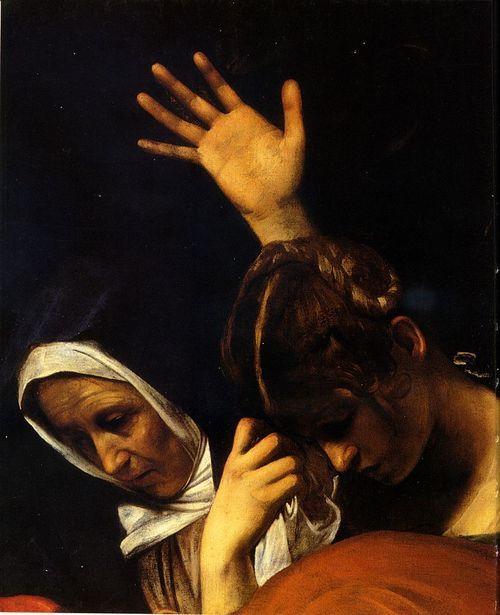Spencer Alley: Caravaggio Churches