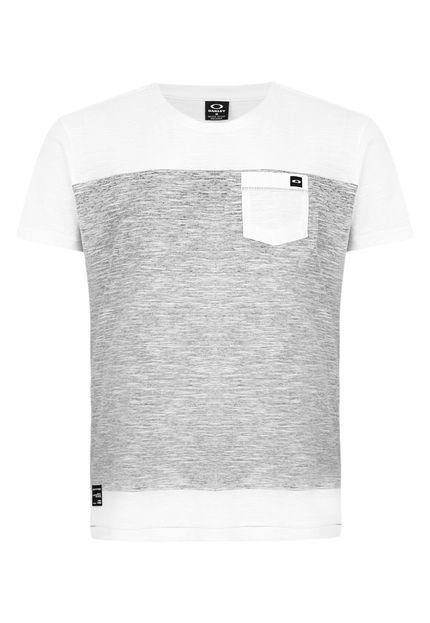 1c81fdfbecaf0 Camiseta Oakley New Branca - Compre Agora