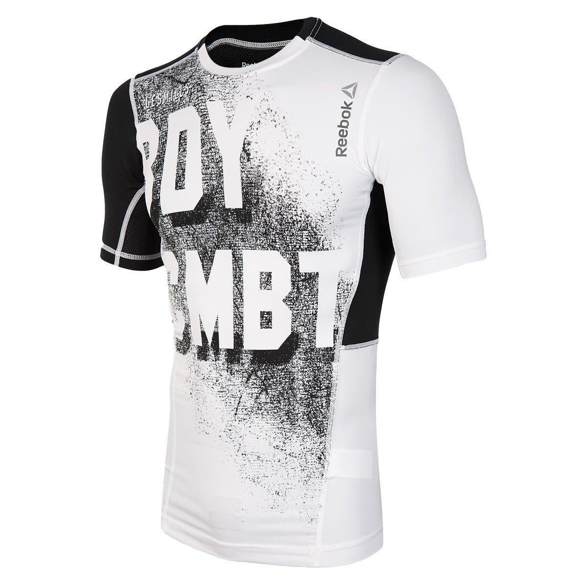 90514945a124 Herren Shirt Bodycombat Tee   Shop   21run.com  reebok  fitness  running   shirt  print