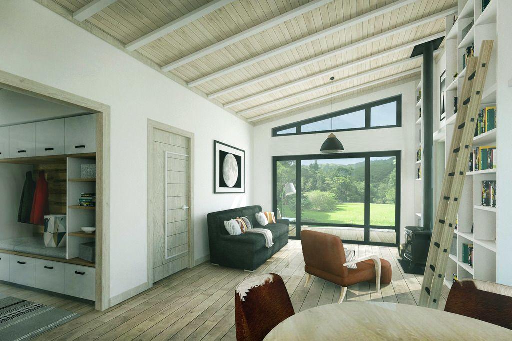 Dwell House Plans plan #924-3 - houseplans | fenjuu | pinterest | modern, square