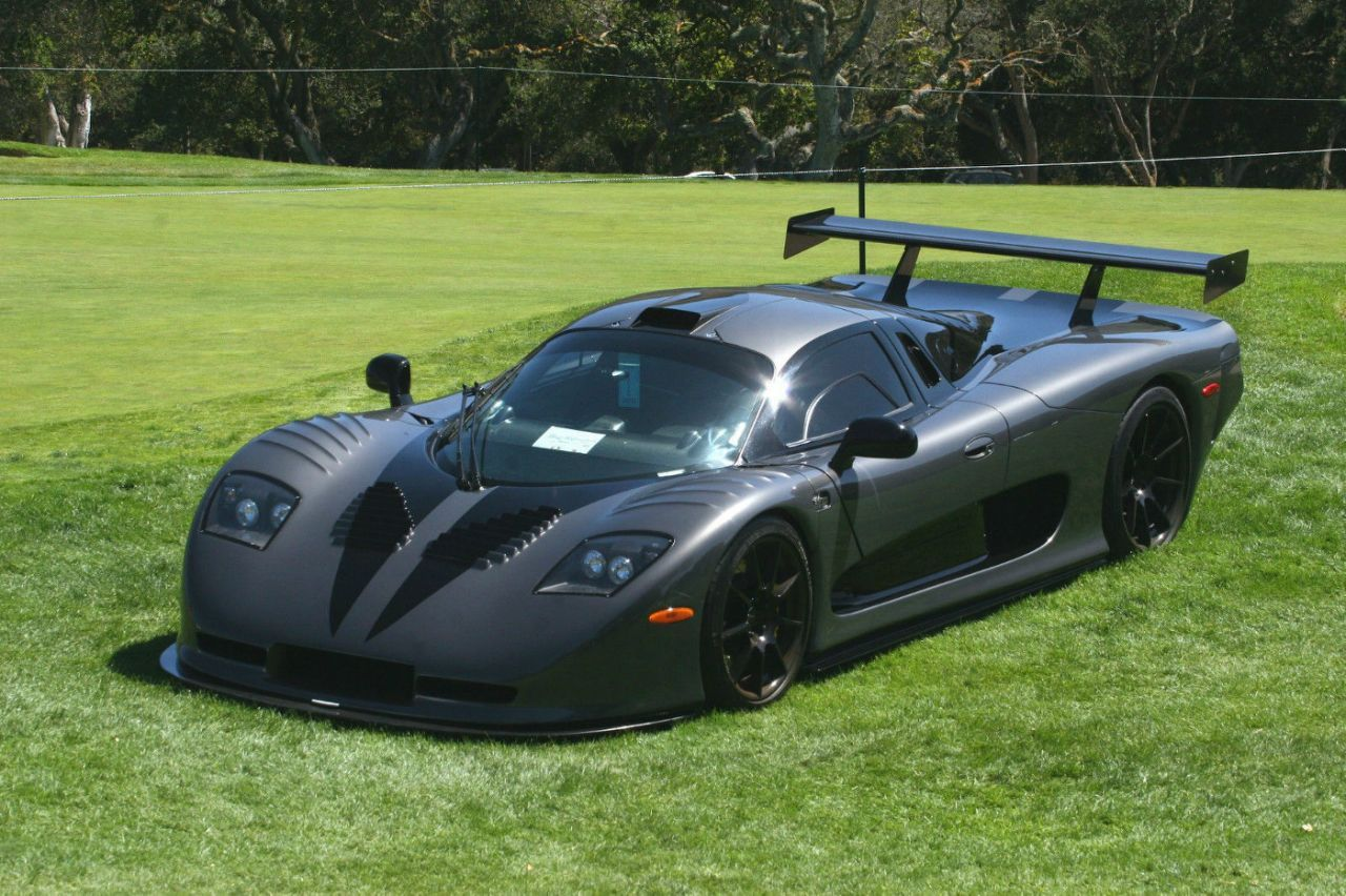 p>This Mosler has been heavily modified and the owner is only ...