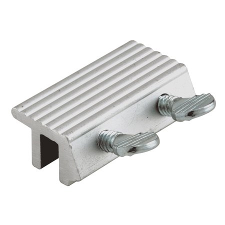 Prime Line U9805 2 Inch Aluminum Double Thumbscrew Sliding Window