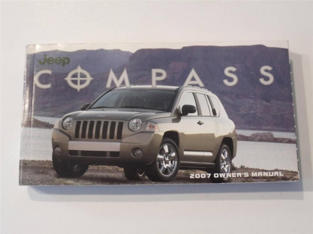jeep compass manual book wiring source u2022 rh 45 77 118 242 2018 Jeep Compass Manual 2007 jeep compass owners manual free download