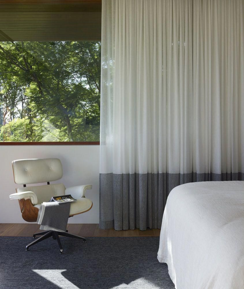 Sheer Curtains Australia Deerhurst Queensland Australia Shaun Lockyer Architects